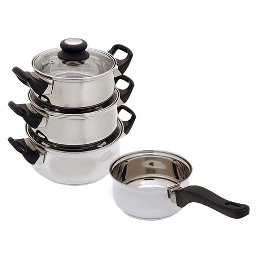 Ustensiles de cuisine inox (7 pièces) - 2