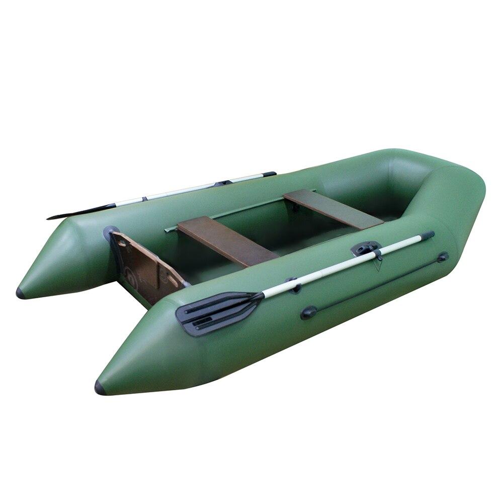 YarBoat 280BN с надувным дном, надувная ПВХ лодка моторная, под мотор до 3,5 л.с, лодка под маленький мотор