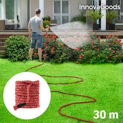 InnovaGoods wąż rozwijany 30 m|Zestawy do podlewania|   -
