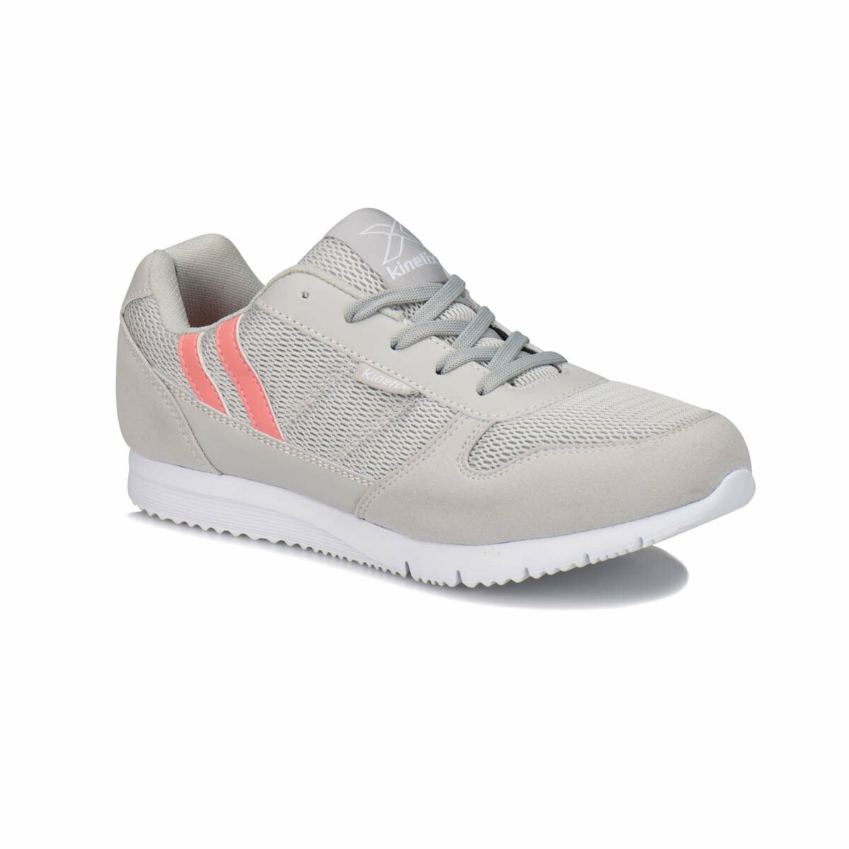 FLO CORDELIA MESH Light Gray Women 'S Sneaker Shoes KINETIX