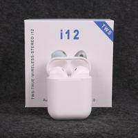 Wireless headphone + I12 TWS + AirPods + Original + IPhone + Android + Bluetooth