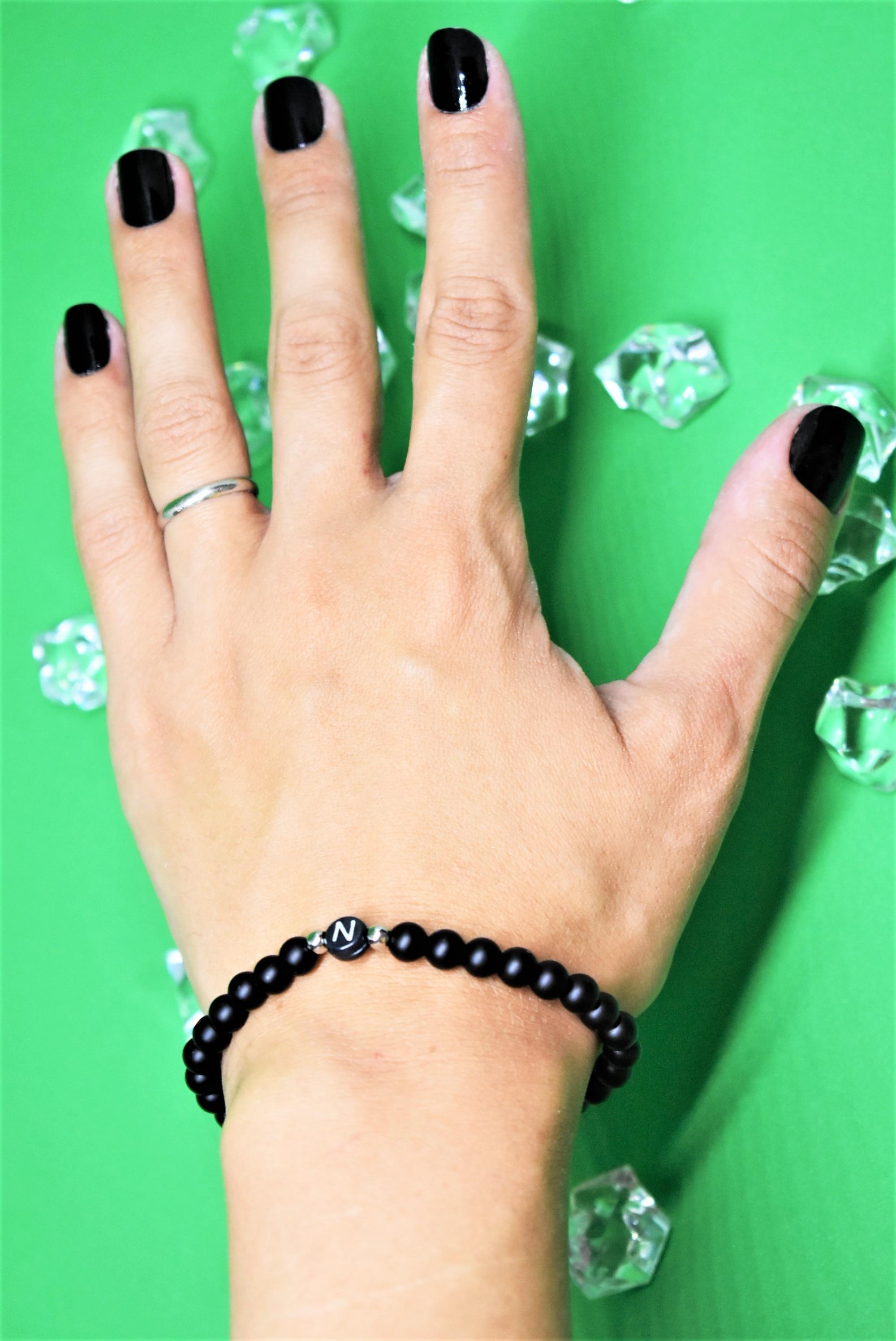 Bracelets couple pierre naturelle