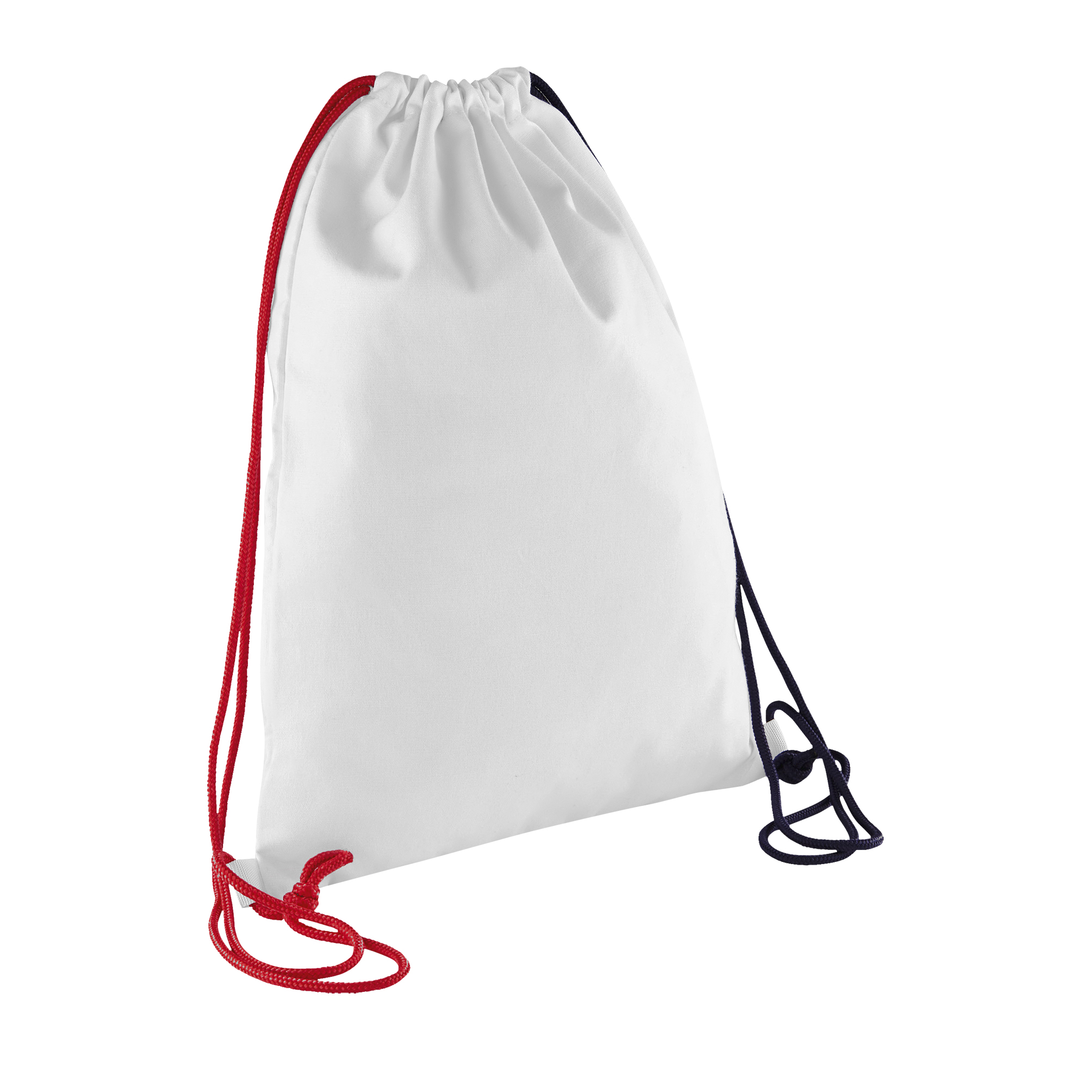 Backpack Laces Model Marceau White Color