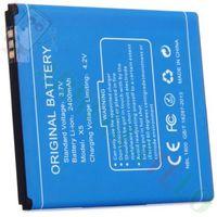 Batterie Für Doogee X5 Max  Teil Nummer: B DGX5-in Handy-Akkus aus Handys & Telekommunikation bei