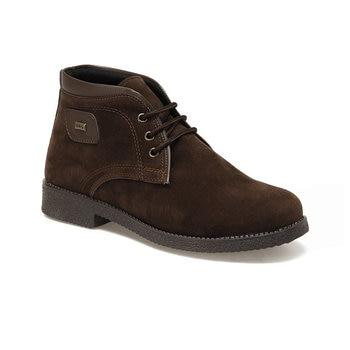 FLO EC-1012 Brown Men Boots Forester