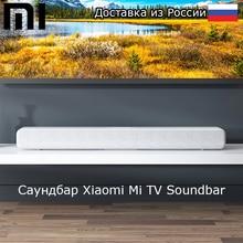 Саундбар Xiaomi Mi Tv Soundbar MDZ-27-DA Мощность звука-14 W, 8 Динамиков, Частота 50 - 25000Гц, Дальность связи-10 м, 3.5 мм A