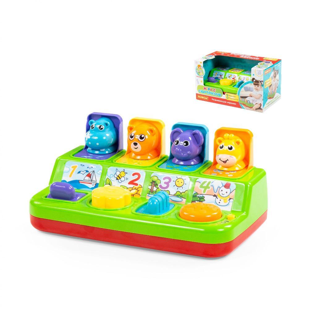 Toy educational Game with a surprise (box) набор фильтрэлементов atoll 204 преф для a 550 box a 575 box sailboat cmb r3