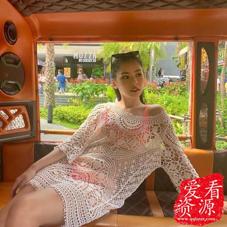 """越南网红偶像""""芝芙Chi Pu""""对比大海的没,她一秒征服了我!"""