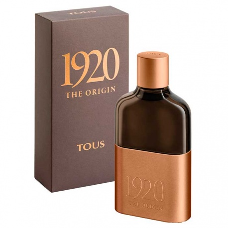 TOUS 1920 THE ORIGIN EDT 100ML