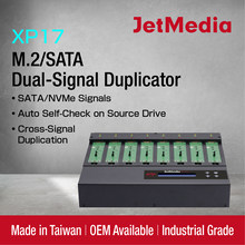 M2 nvme ssd duplicador jetmedia xp17 sata nvme cruz-sinal duplicador m2 ssd copiadora