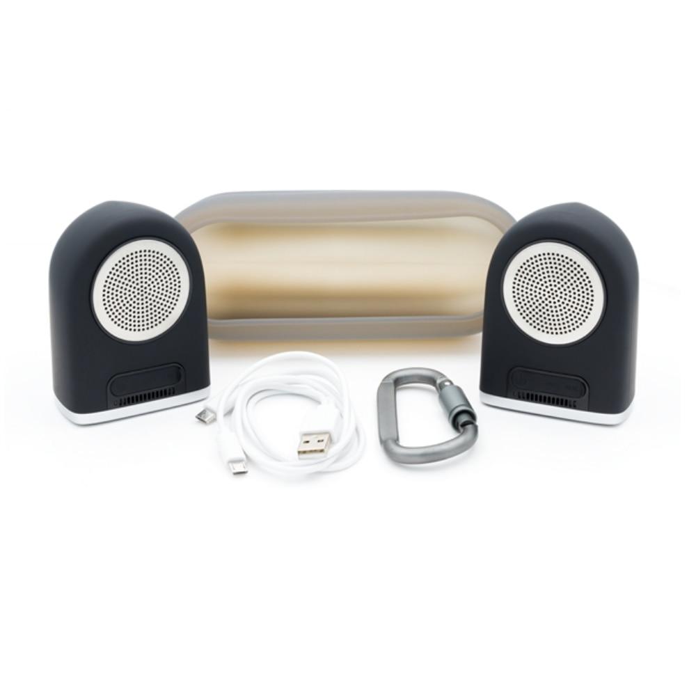 Portable Speaker System Qumann QWS-01 speakers music equipment music speaker bluetooth usb bluetooth