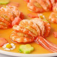#福气年夜菜#土豆泥鲜虾灯笼高高挂的做法图解16