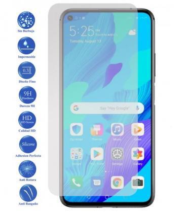 Protector de Pantalla Cristal Templado Vidrio 9H Premium para Huawei Nova 5T