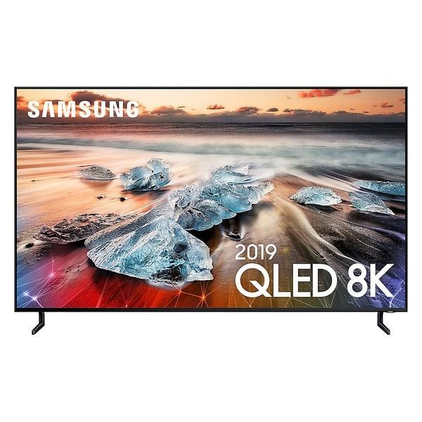Смарт ТВ Samsung QE65Q950R 65 8 K Ultra HD QLED WiFi черный