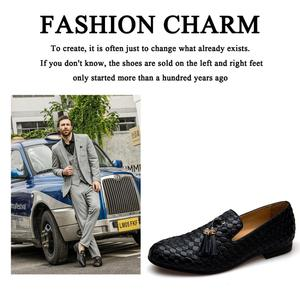 Image 5 - MEIJIANA Genuine Leather Men Loafers Shoes Fashion BV Breathable Comfortable Men Loafers Luxury Mens Flats Men Casual Shoes