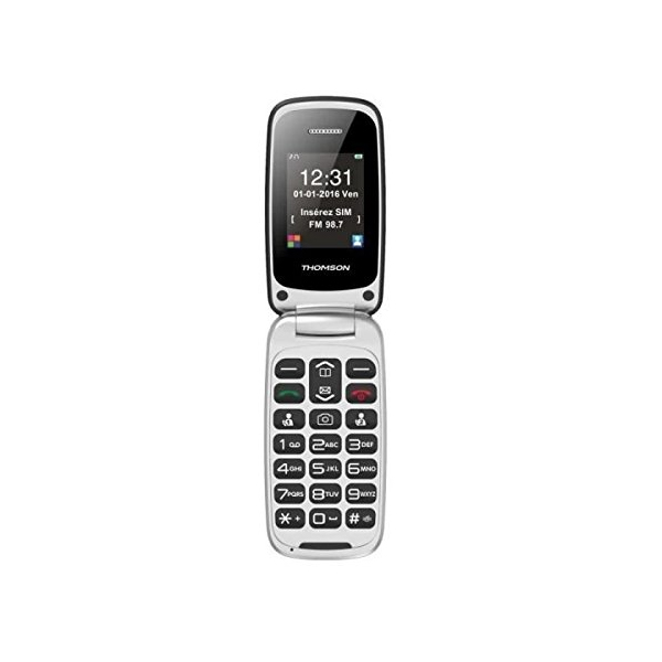 Mobile Telephone For Older Adults Thomson Serea 63 2.4