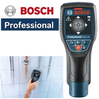 BOSCH D TECT 120 Professional Digital Wall Floor Scanner Panel Detector Stud Finder Metal, Wood , Water pipe Electric cable wire