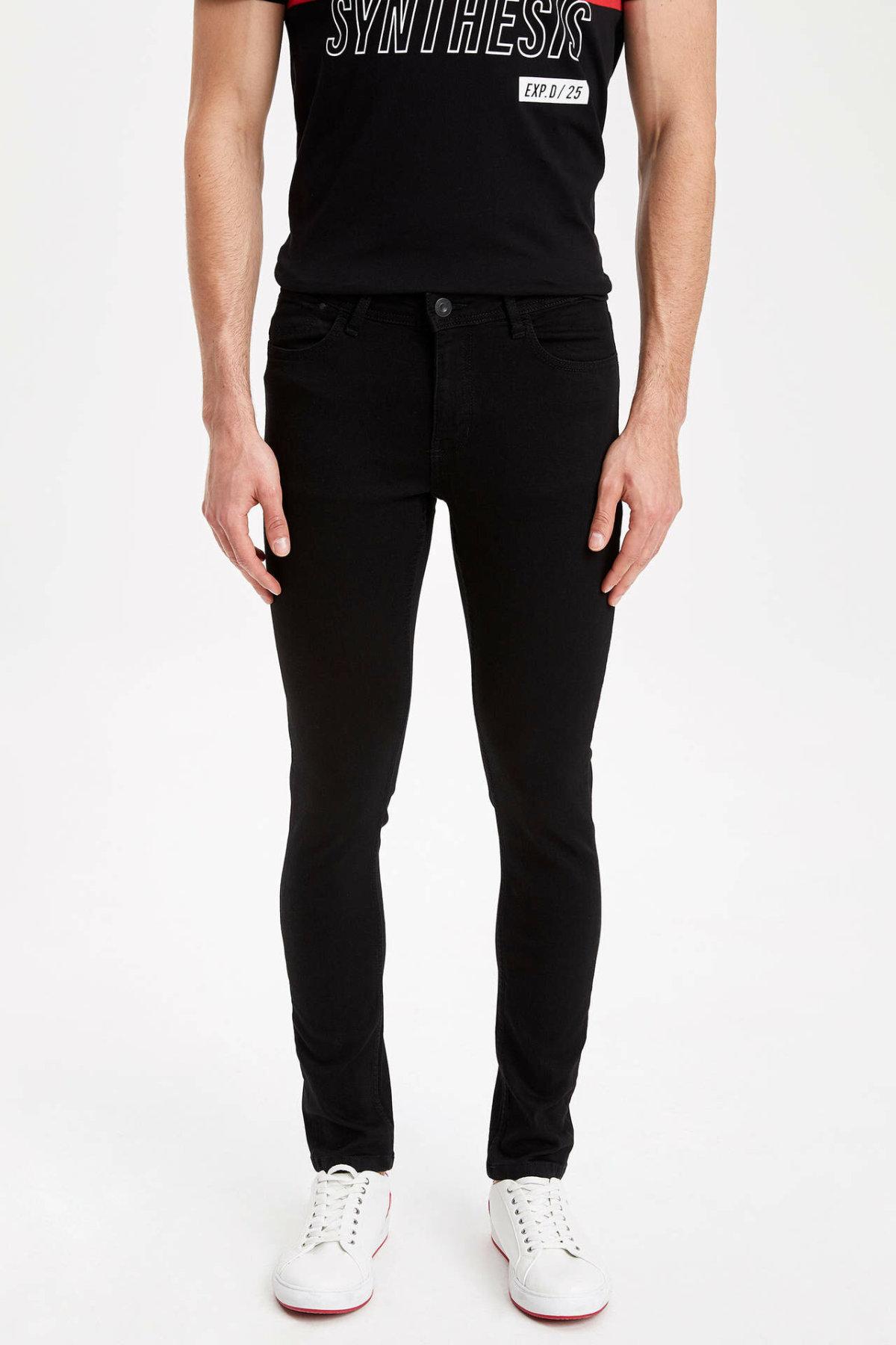 DeFacto Man Trousers-L2422AZ19SM