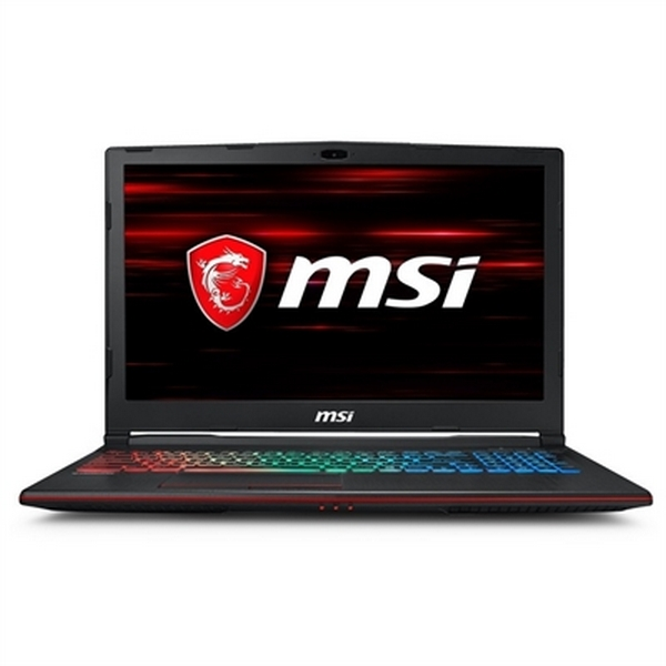 Gaming Portable Computer MSI GP63-694XES 15,6