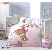 Duvet-Cover-Set Satin Soft-Fabric Easy Ironing-It-Is Varol Ranforce And Baby Made Cotton