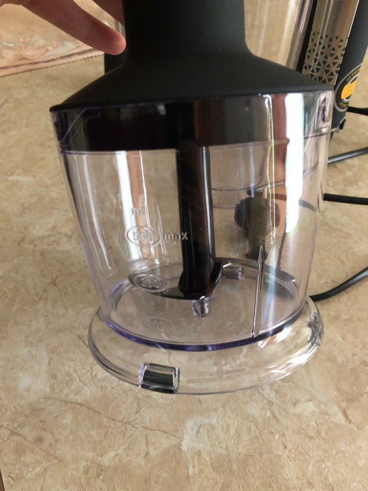 Blender submersible REDMOND RHB 2913 immersion with wisk chopper Shredder machine Household appliances for kitchen smoothies|Blenders|   - AliExpress