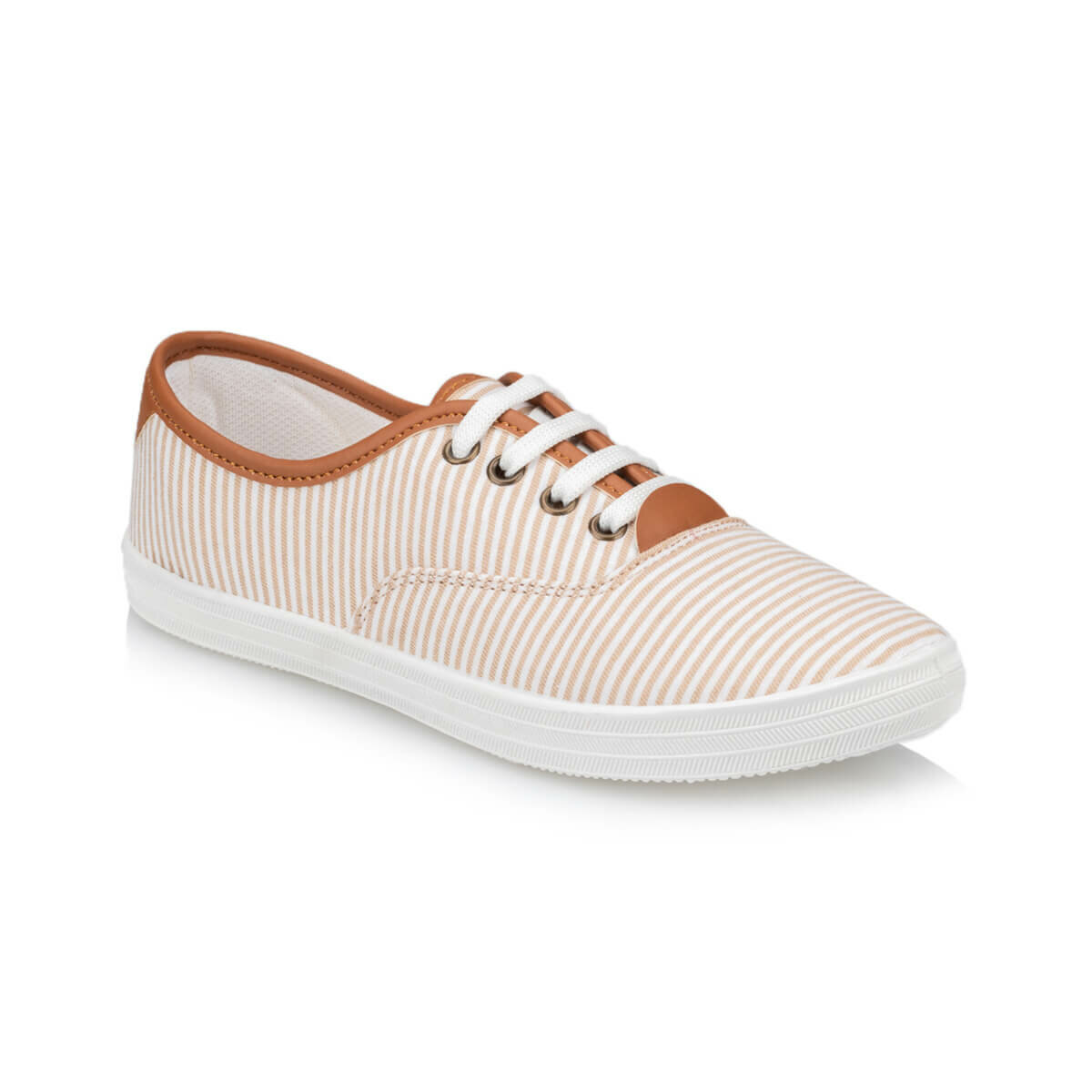 FLO 91. 313439.Z Beige Women 'S Sneaker Shoes Polaris