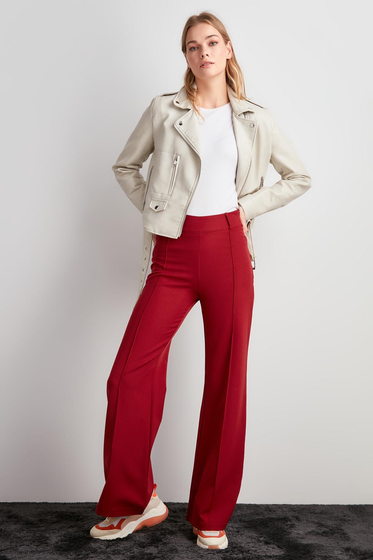 Trendyol Flare Pants TWOAW20PL0656