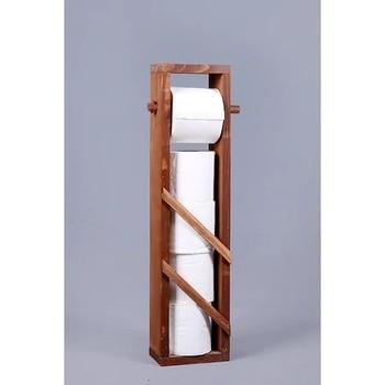 Porte Rouleau Papier Toilette sur Pied