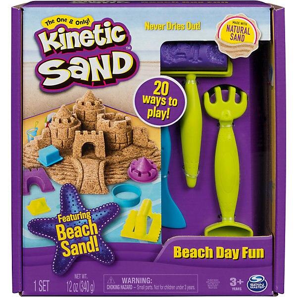 Jeu set sable cinétique
