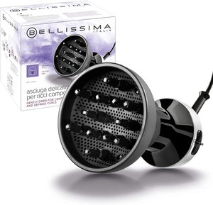Bellissima Hair dryer Special Curl System DF1 1000 effect Natural curls