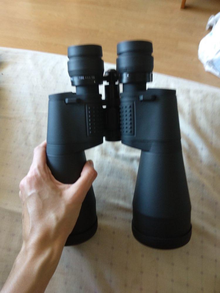 Telescópio e binóculos Ampliação Borwolf 10-380x100