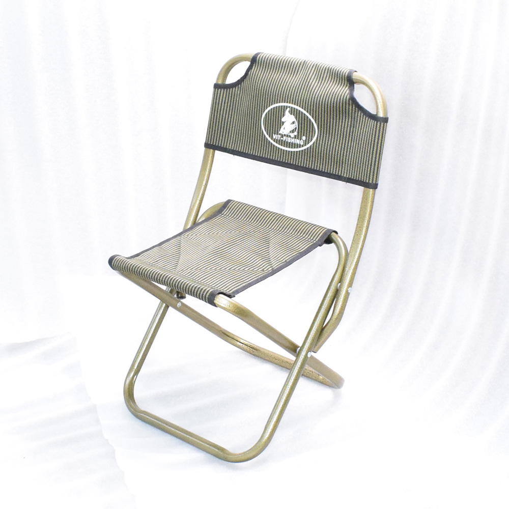 Outdoor Folding Chair For Leisure Beach Chair Fishing Chair For Camping And Fishing