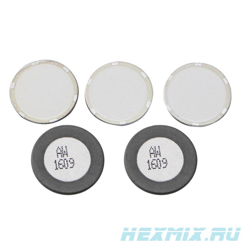 Пьезокерамический Ultrasonic Emitter 1.7 MHz F-16mm