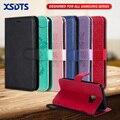 Чехол-книжка для смартфонов Samsung Galaxy J, S, Note серий, кожаный, с карманом для пластиковых карт, 13 цветов