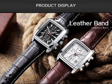 MEGIR Men's Quartz Watch men fashion business Top brand relogio masculino waterproof High quality reloj hombre naviforce 2015 relogio reloj hombre nv1823528