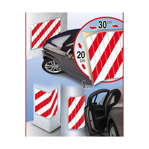 Patronizing Antirozes Garage Bendable 30x20 Cm.
