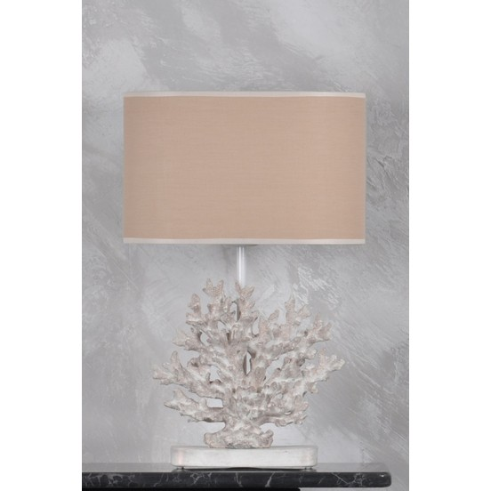 Coral Lampshade
