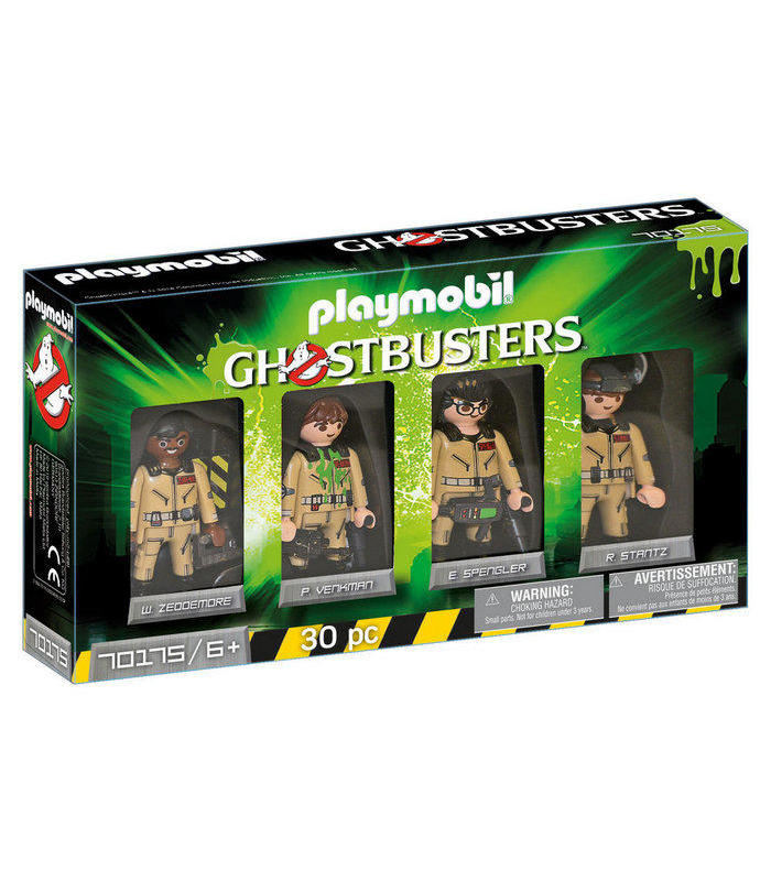 Playmobil 70175 Ghostbusters™Set Of Figures Toy Store Articles Created Handbook
