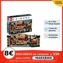 Lego 21319 Friends Central Perk-juego de building