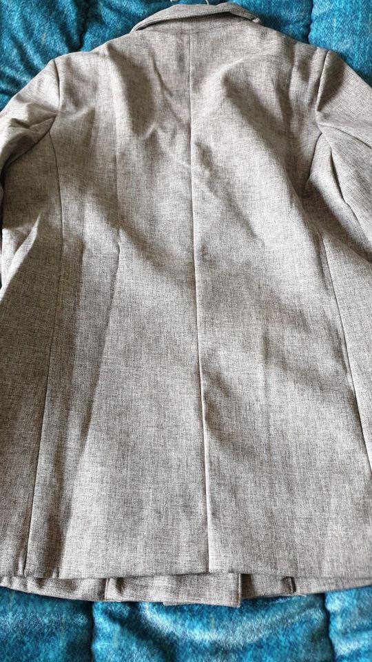Women Suit 2 Piece Sets Casual Blazer High Waist Pant Office Lady Notched Jacket Pant Suits Femme set reviews №1 77077