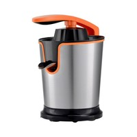 Electric Juicer COMELEC EX1601 160W Orange Inox Juicers     -