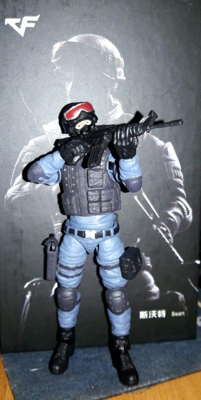 -- Crossfire Defesa Soldado
