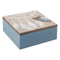 Decorative box 114073 (15 x 6 x 15 cm)|Foldable Storage Bags| |  -