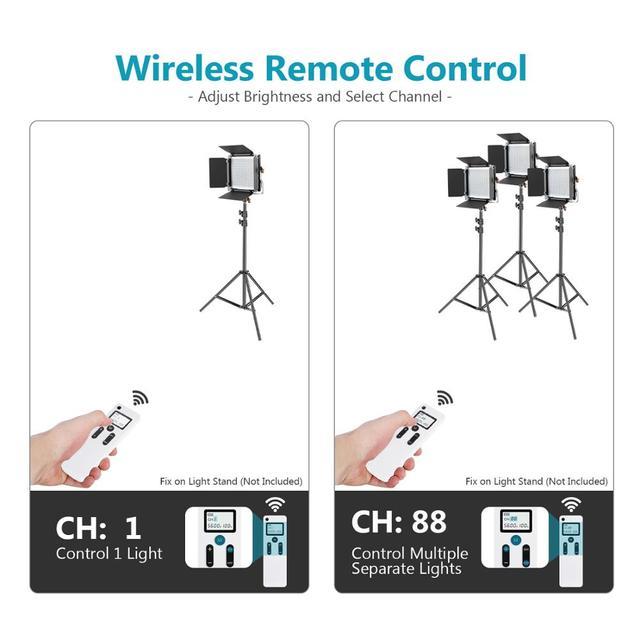 Купить neewer 2 комплекта усовершенствованный 24g светодиодный светильник картинки цена