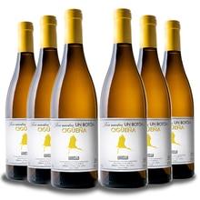 Ciguena Godello 2019 6bot x 0,75L., White Wine from Godello. Wine from Spain. Young white wine from  DO Bierzo