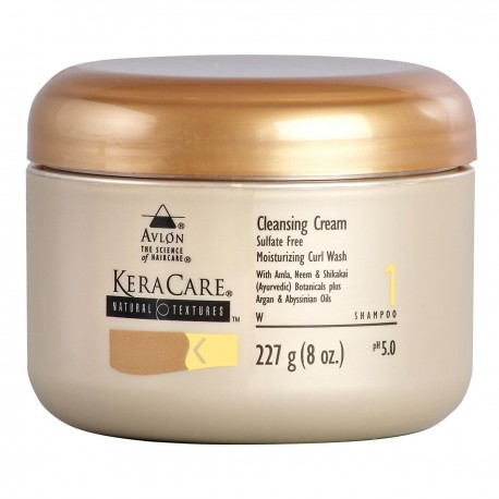AVLON KERACARE CREAM SHAMPOO 227ML SULFATE