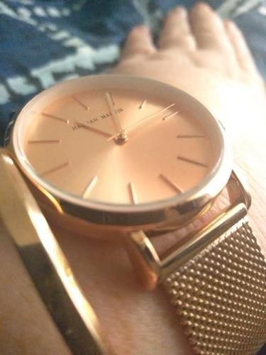 -- Quartzo Relógio Mulheres