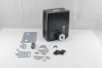 i800AC Комплект привода для откатных ворот с блоком управления и 2 пультами