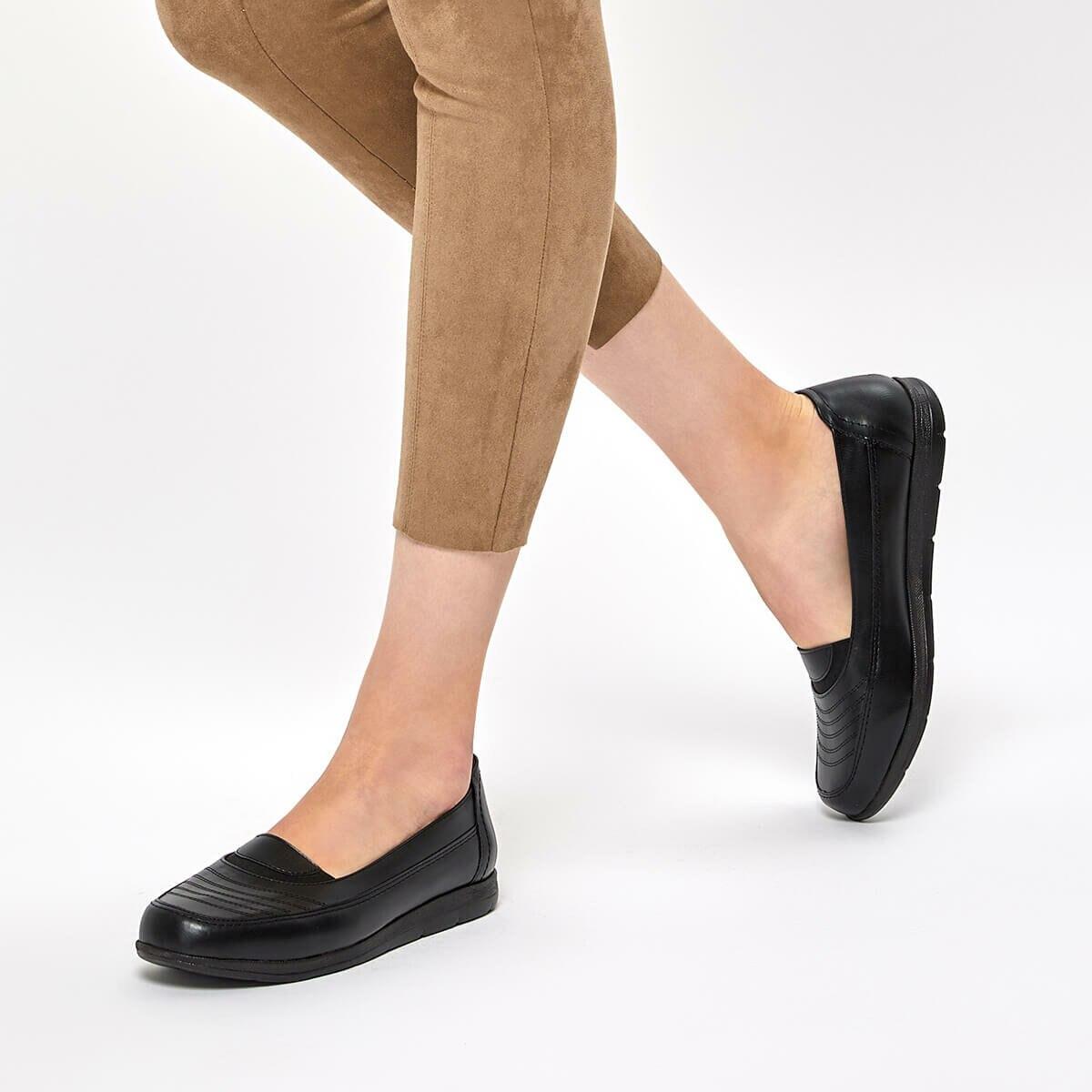 FLO 92.100174.Z Black Women Basic Comfort Polaris 5 Point