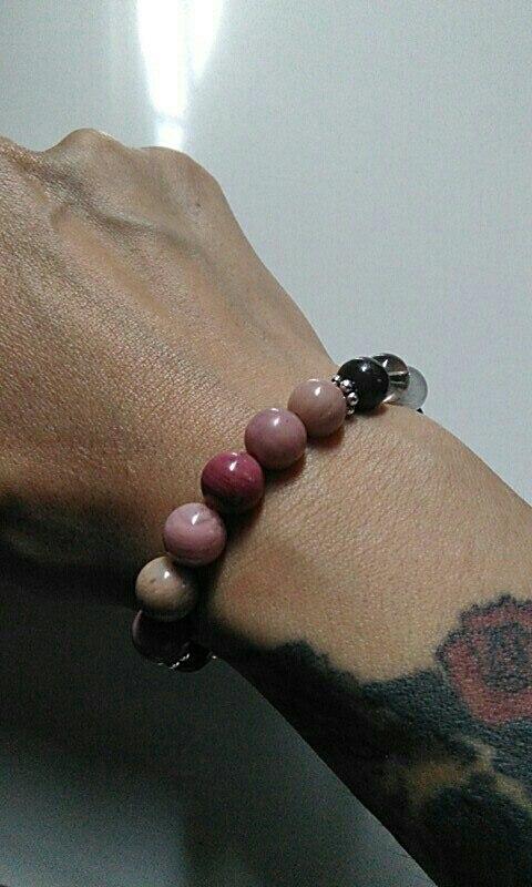 Bracelet pour soulager le Stress et l'anxiété aux 7 meilleurs cristaux